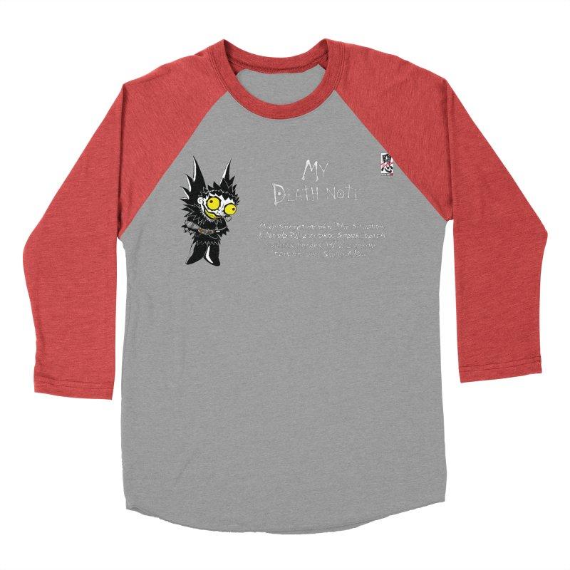 Jersey Shore Women's Baseball Triblend Longsleeve T-Shirt by zhephskyre's Artist Shop