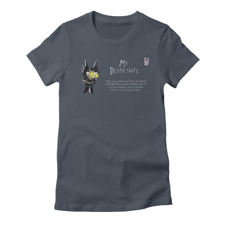 Jersey Shore Women's T-Shirt by Zheph Skyre