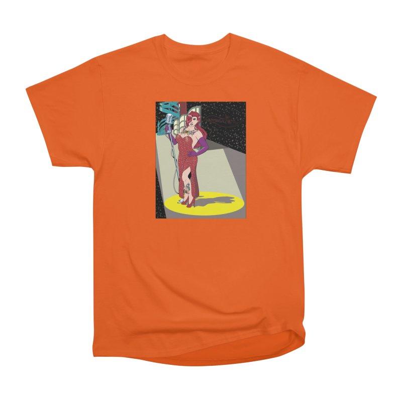 Jessica Rabbit Men's T-Shirt by Zheph Skyre