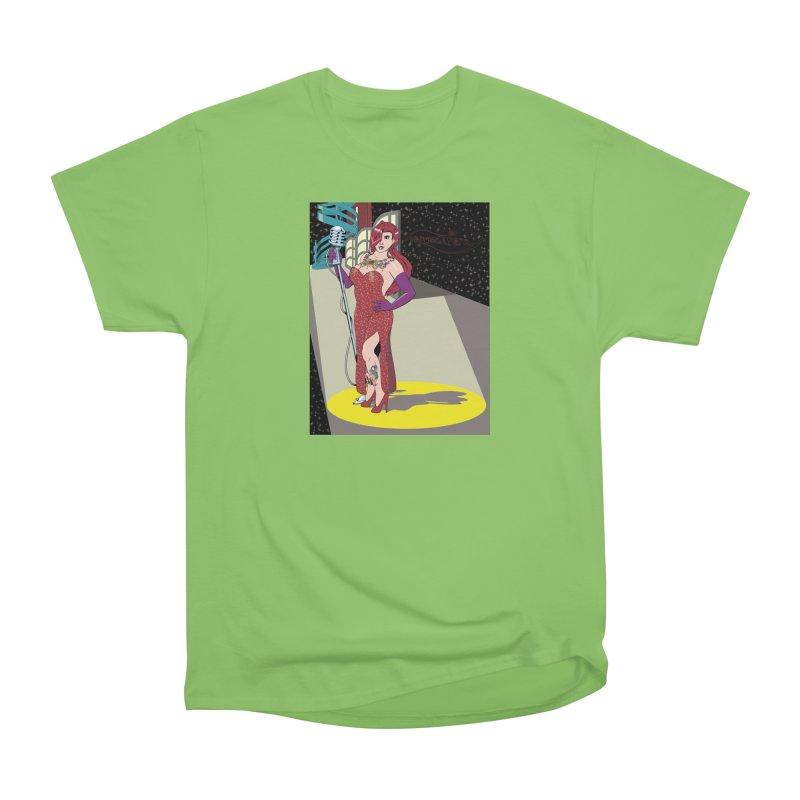 Jessica Rabbit Women's Heavyweight Unisex T-Shirt by zhephskyre's Artist Shop