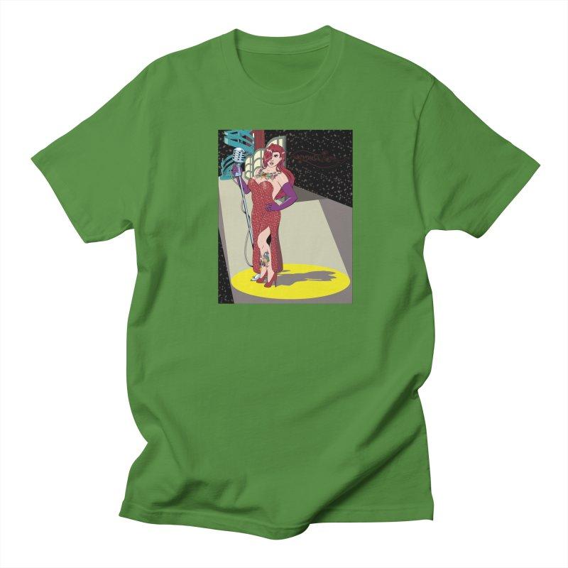 Jessica Rabbit Men's Regular T-Shirt by Zheph Skyre