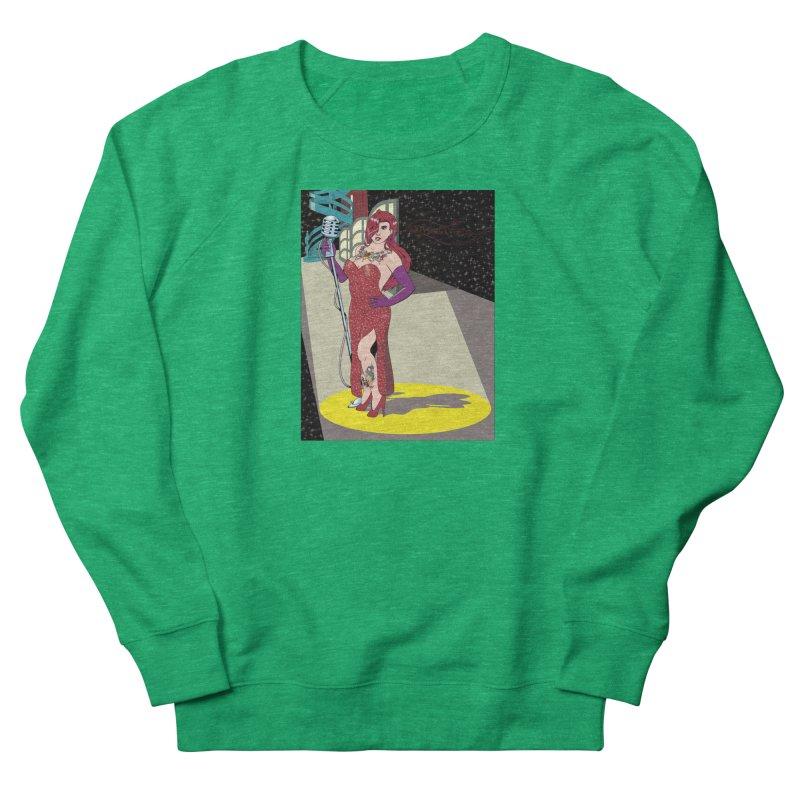 Jessica Rabbit Women's Sweatshirt by Zheph Skyre