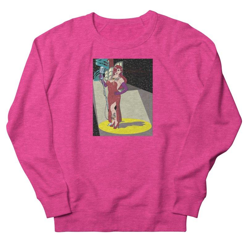 Jessica Rabbit Men's Sweatshirt by Zheph Skyre