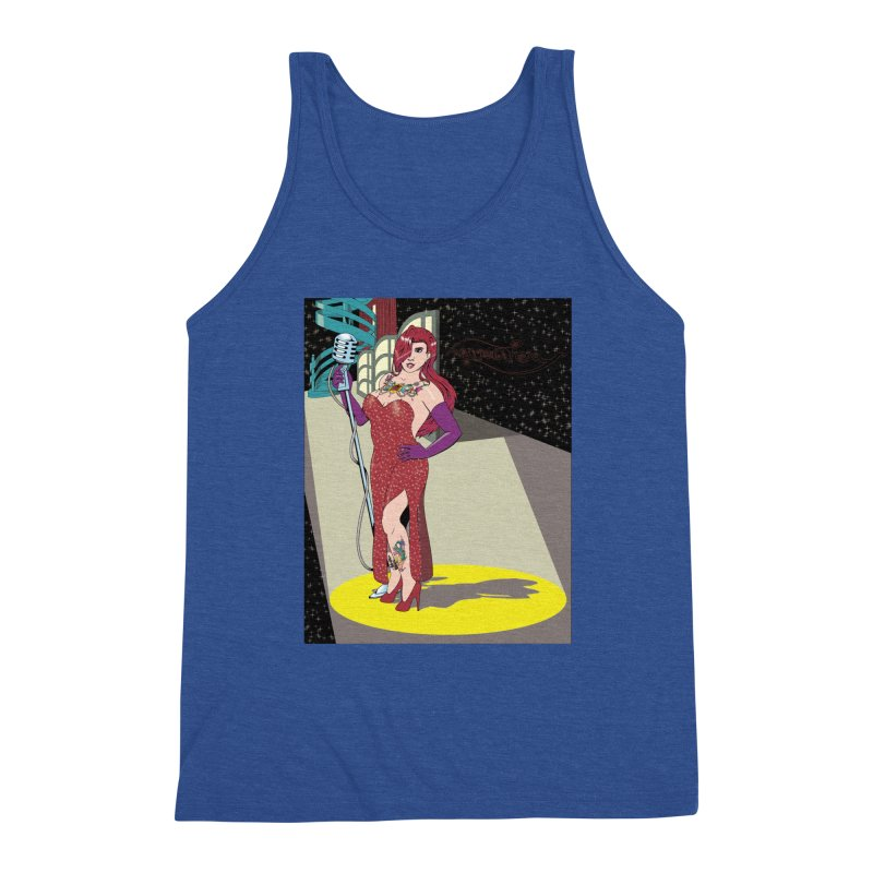 Jessica Rabbit Men's Tank by Zheph Skyre
