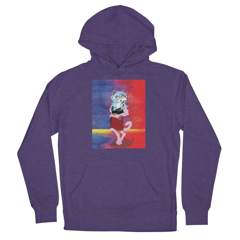 Furry #1 Men's French Terry Pullover Hoody by Zheph Skyre