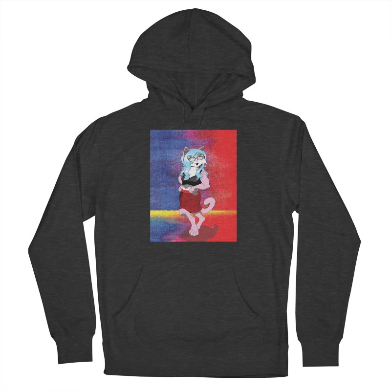Furry #1 Men's French Terry Pullover Hoody by zhephskyre's Artist Shop