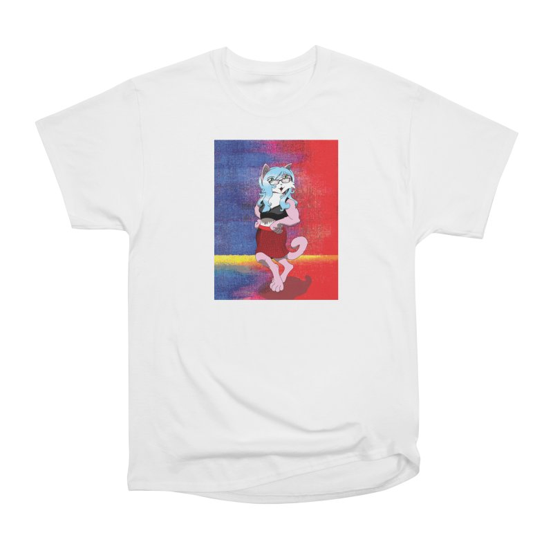 Furry #1 Men's Heavyweight T-Shirt by Zheph Skyre