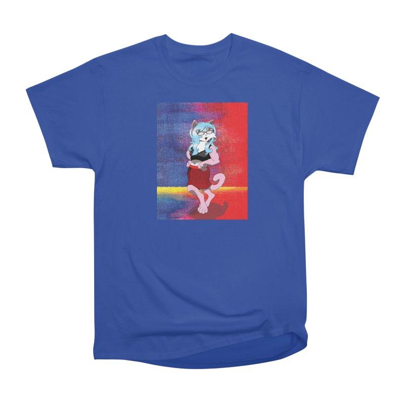 Furry #1 Men's Heavyweight T-Shirt by zhephskyre's Artist Shop