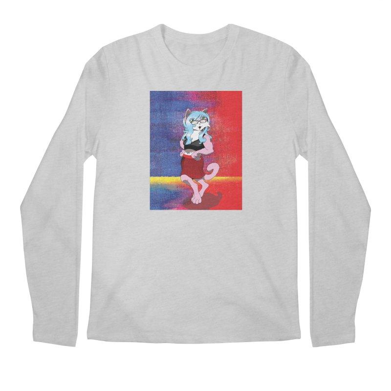 Furry #1 Men's Regular Longsleeve T-Shirt by zhephskyre's Artist Shop