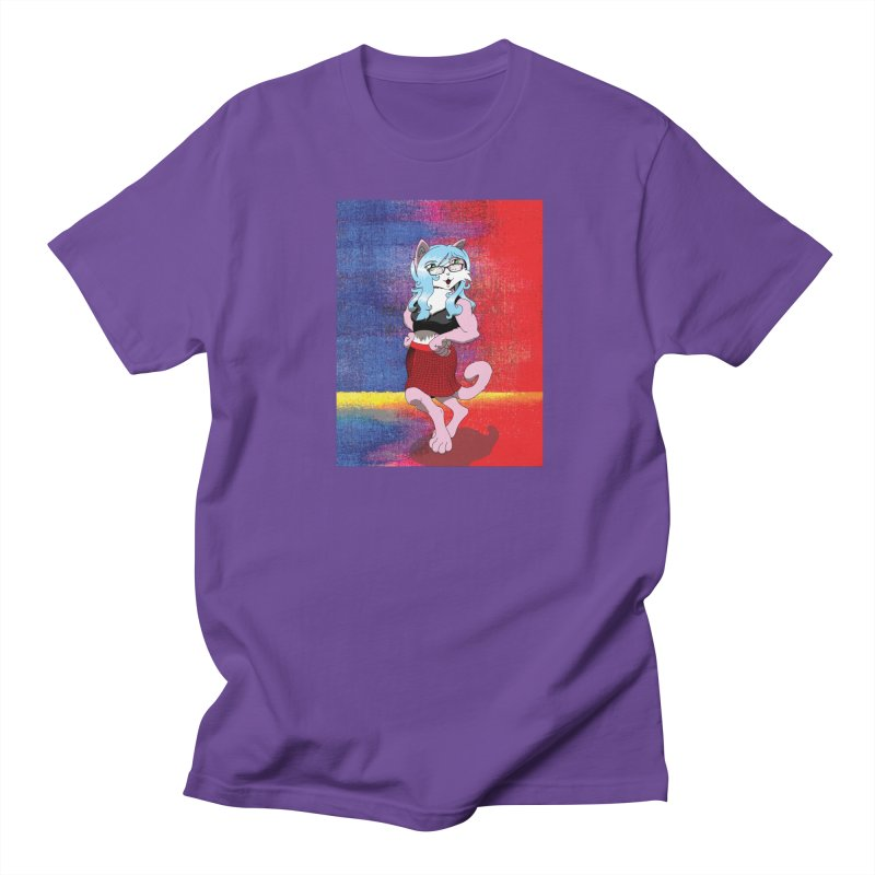 Furry #1 Men's Regular T-Shirt by Zheph Skyre