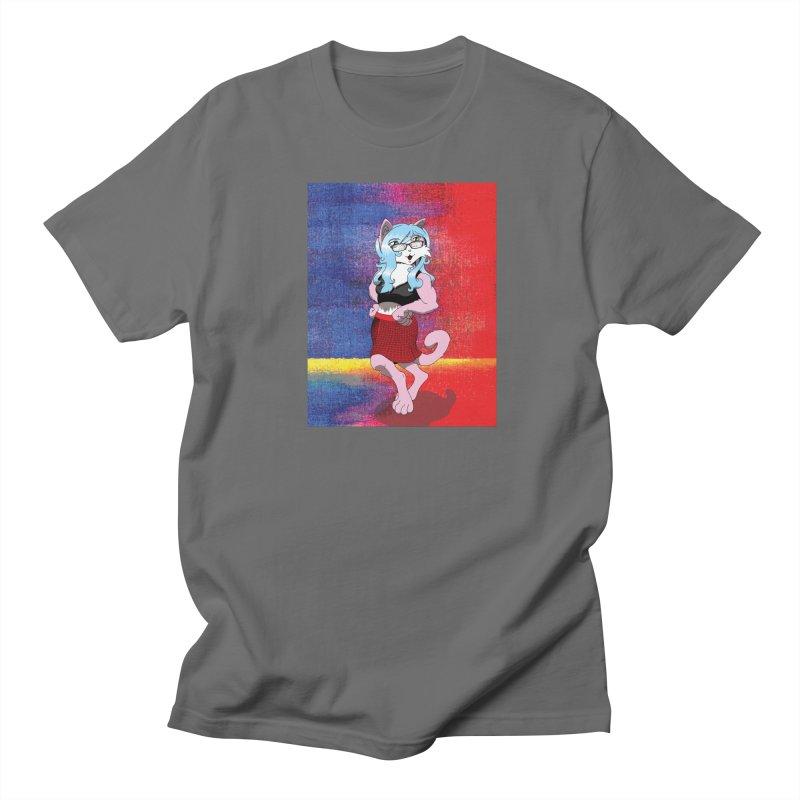 Furry #1 Men's T-Shirt by Zheph Skyre