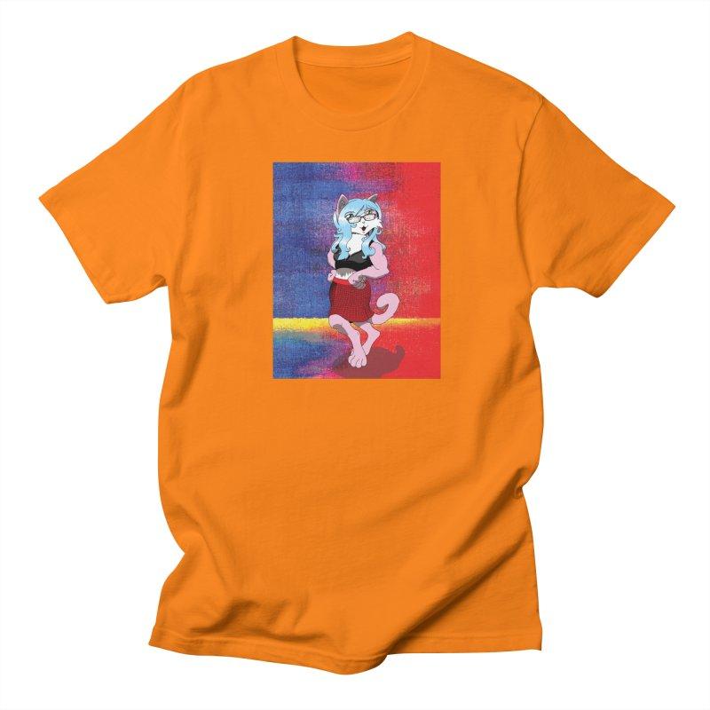Furry #1 Men's Regular T-Shirt by zhephskyre's Artist Shop