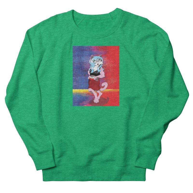 Furry #1 Men's French Terry Sweatshirt by zhephskyre's Artist Shop