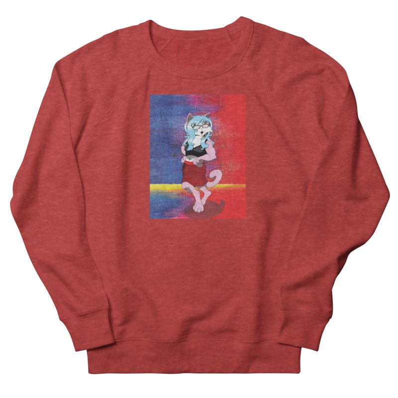 Furry #1 Men's French Terry Sweatshirt by zhephskyre's Artist Shop