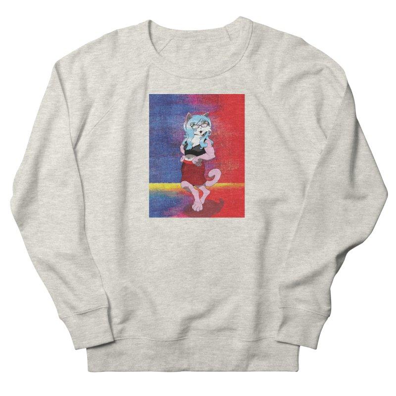 Furry #1 Men's French Terry Sweatshirt by Zheph Skyre