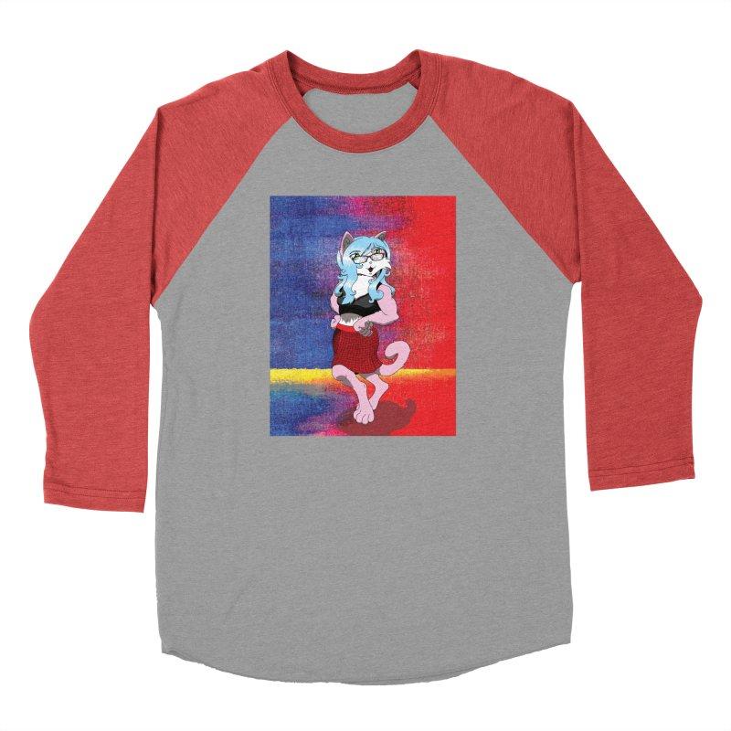 Furry #1 Men's Baseball Triblend Longsleeve T-Shirt by zhephskyre's Artist Shop