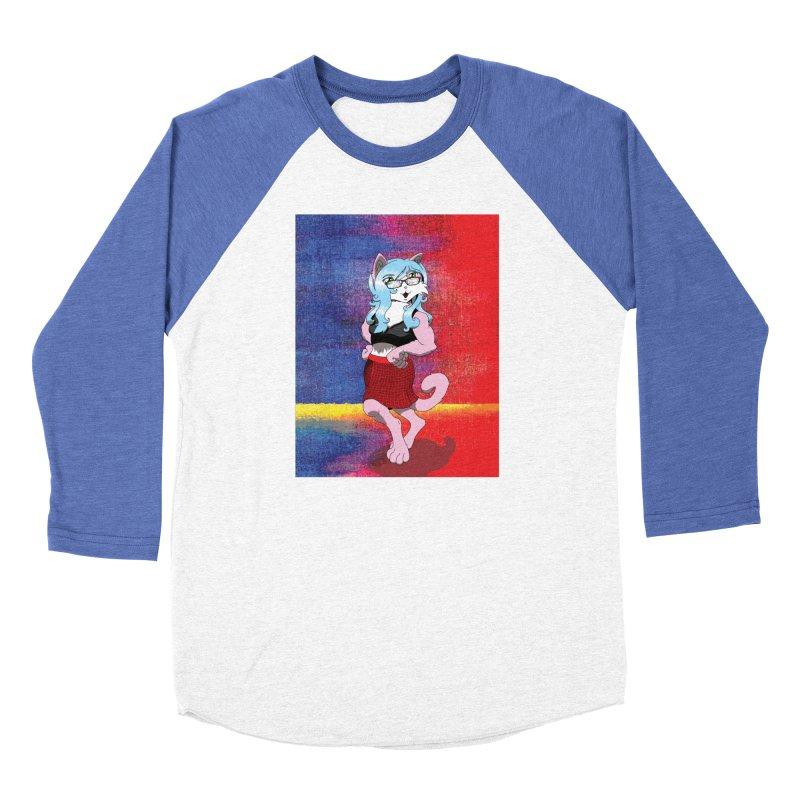 Furry #1 Men's Baseball Triblend T-Shirt by zhephskyre's Artist Shop