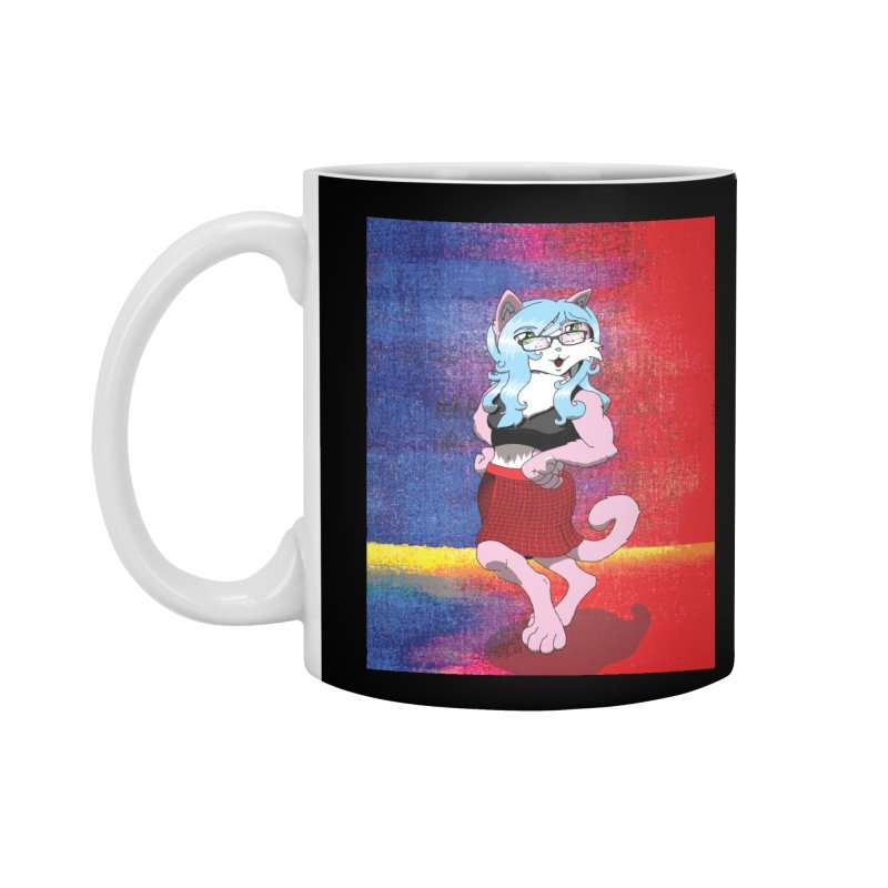 Furry #1 Accessories Mug by zhephskyre's Artist Shop