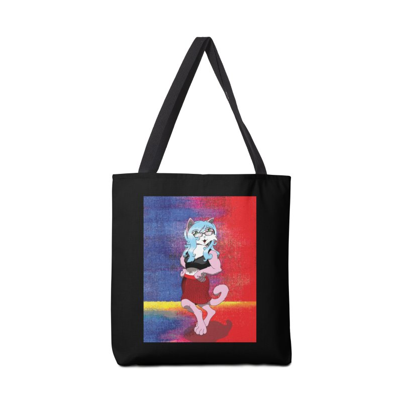 Furry #1 Accessories Tote Bag Bag by Zheph Skyre