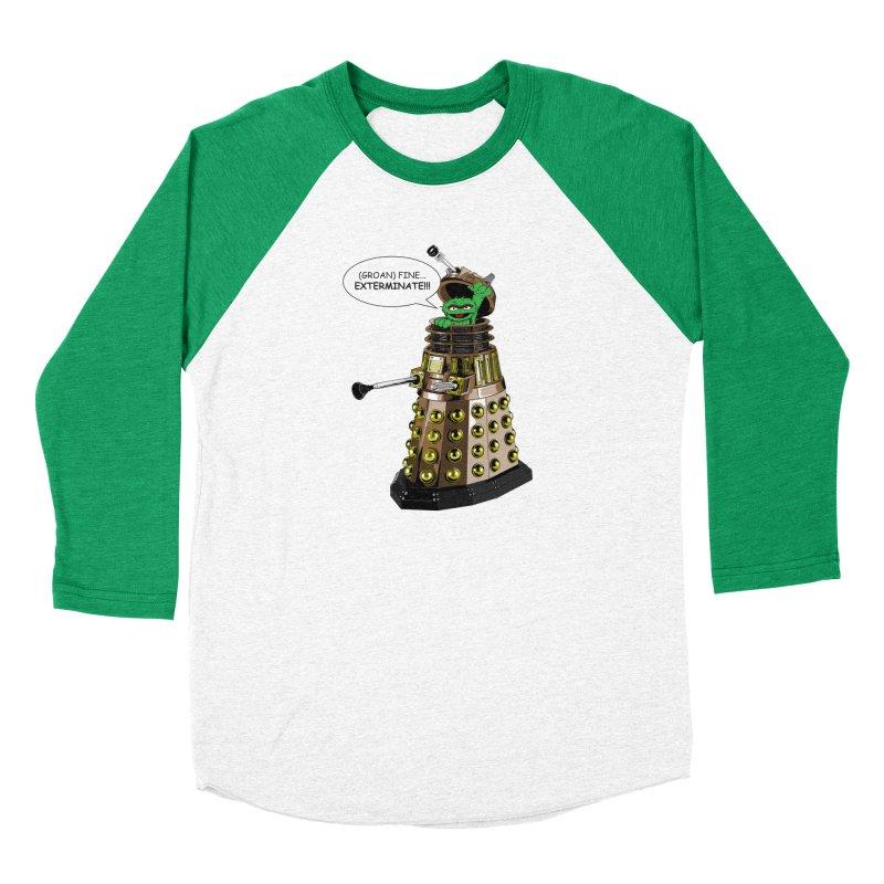 Oscar the Dalek Women's Longsleeve T-Shirt by Zheph Skyre