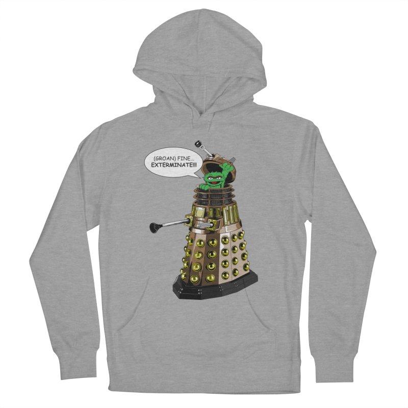 Oscar the Dalek Women's Pullover Hoody by zhephskyre's Artist Shop
