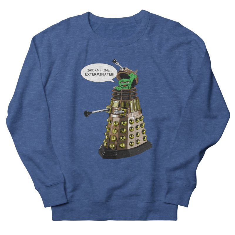 Oscar the Dalek Women's Sweatshirt by zhephskyre's Artist Shop