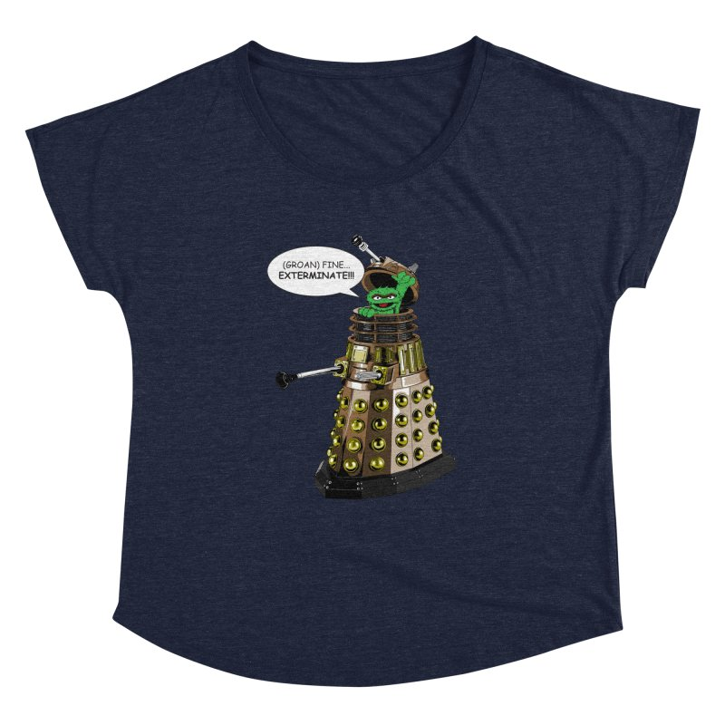 Oscar the Dalek Women's Dolman by zhephskyre's Artist Shop