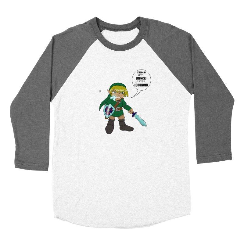 Link's Fantasy Women's Longsleeve T-Shirt by Zheph Skyre