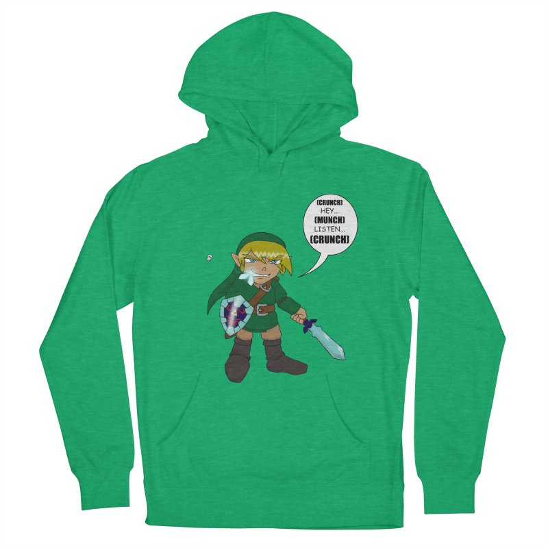 Link's Fantasy Women's Pullover Hoody by zhephskyre's Artist Shop