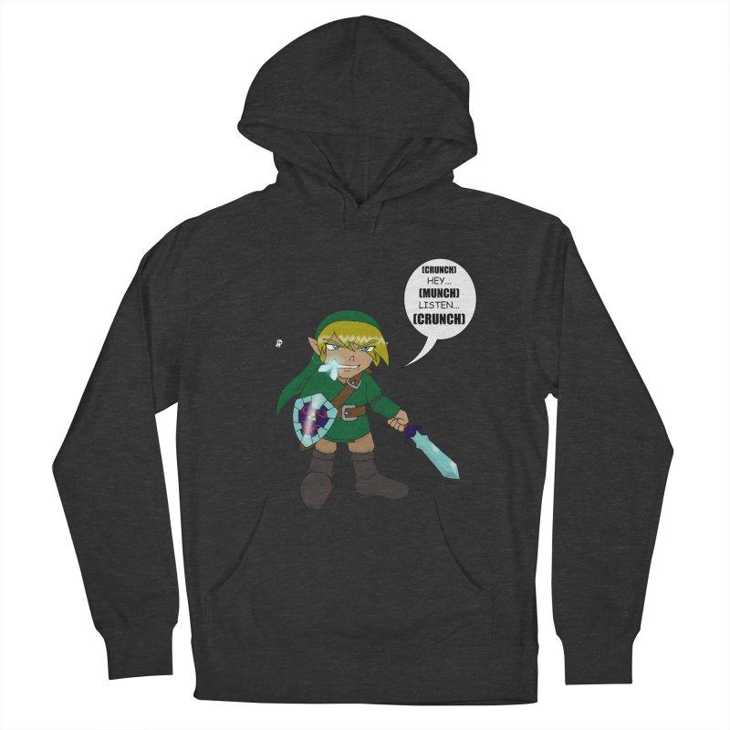 Link's Fantasy Women's Pullover Hoody by zhephskyre's Artist Shop