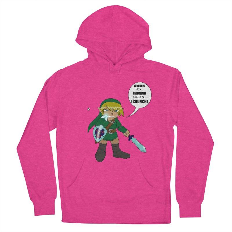 Link's Fantasy Men's Pullover Hoody by zhephskyre's Artist Shop
