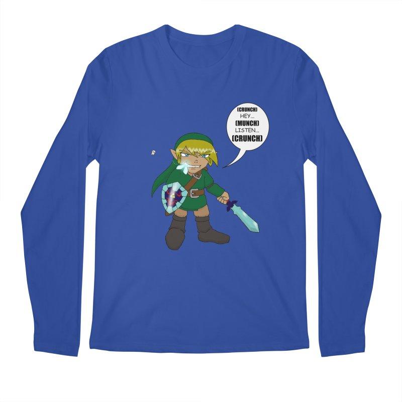 Link's Fantasy Men's Regular Longsleeve T-Shirt by Zheph Skyre