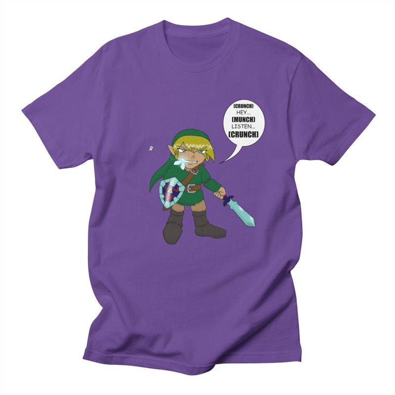 Link's Fantasy Men's T-Shirt by Zheph Skyre