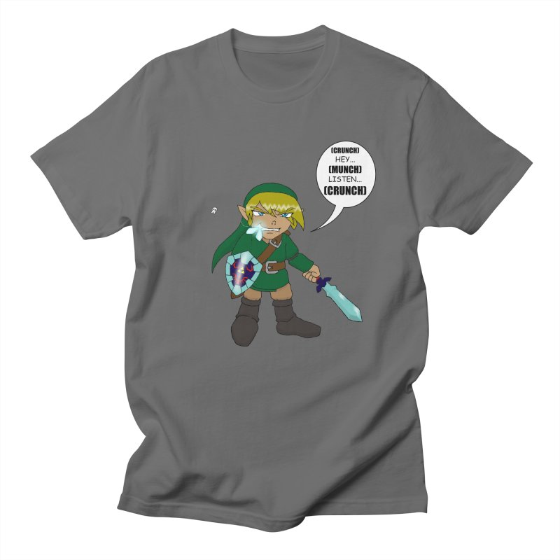 Link's Fantasy Men's T-Shirt by Zheph Skyre