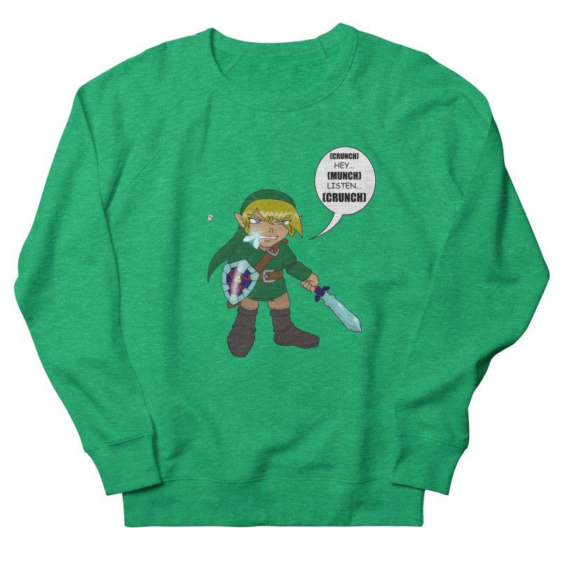 Link's Fantasy Women's Sweatshirt by Zheph Skyre