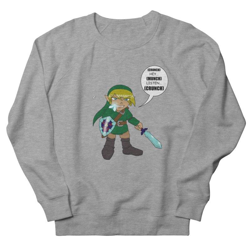 Link's Fantasy Women's French Terry Sweatshirt by Zheph Skyre