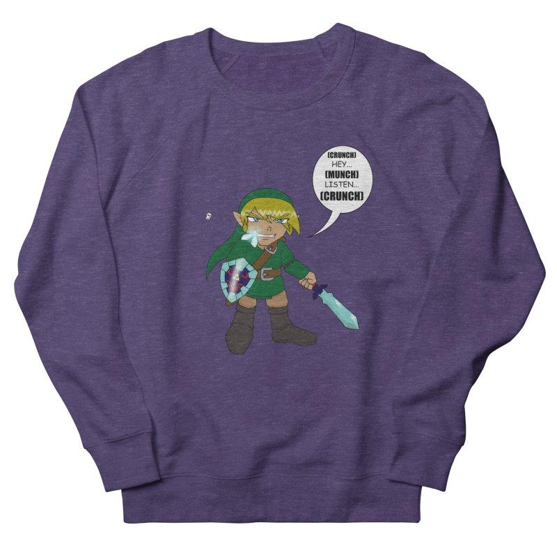 Link's Fantasy Men's Sweatshirt by zhephskyre's Artist Shop