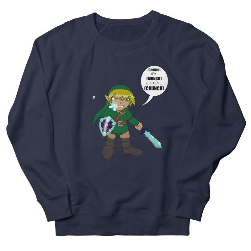 Link's Fantasy Men's French Terry Sweatshirt by Zheph Skyre