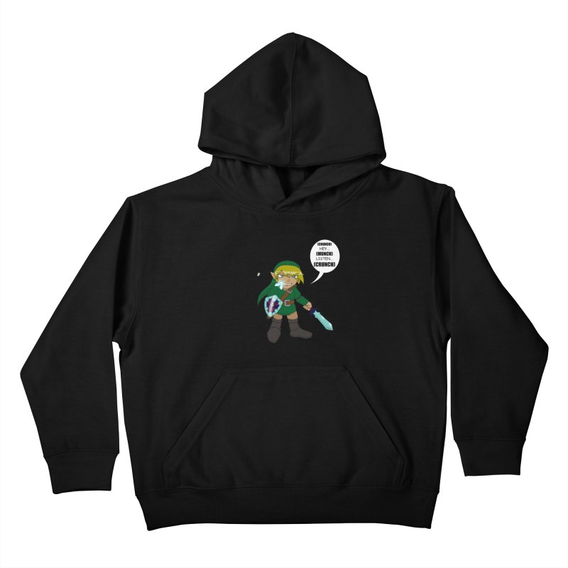 Link's Fantasy Kids Pullover Hoody by Zheph Skyre