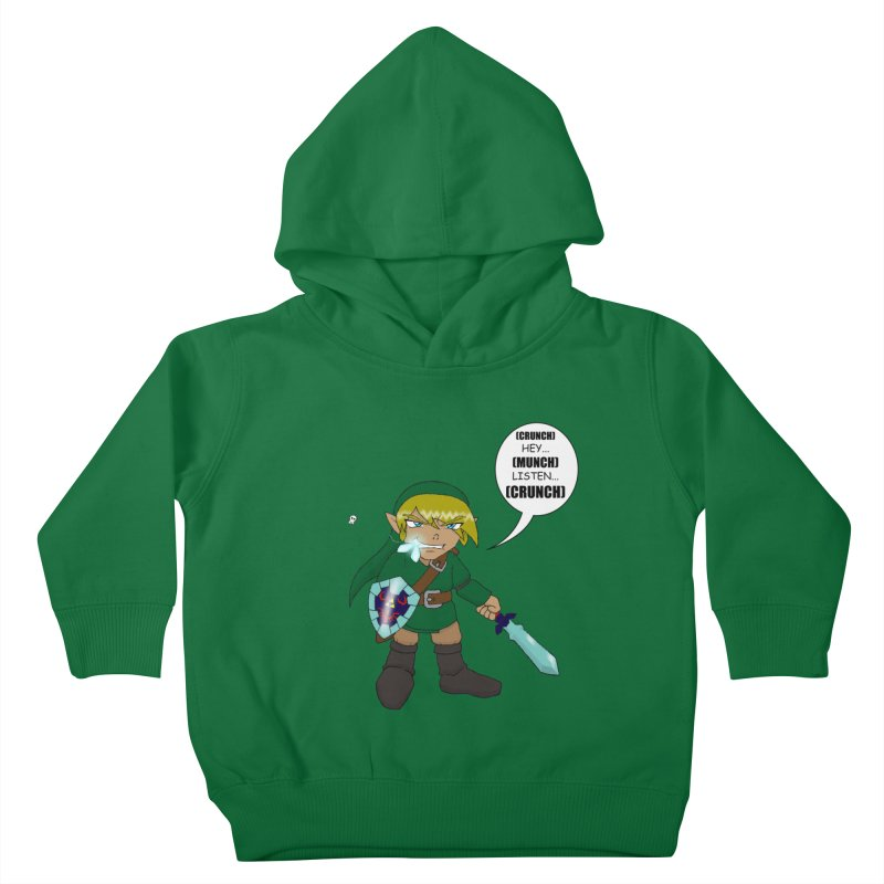 Link's Fantasy Kids Toddler Pullover Hoody by zhephskyre's Artist Shop