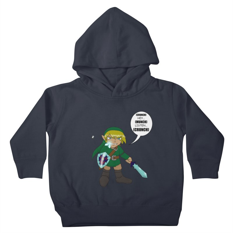 Link's Fantasy Kids Toddler Pullover Hoody by zhephskyre's Artist Shop