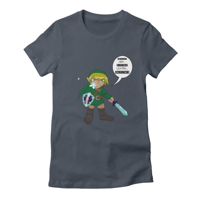 Link's Fantasy Women's T-Shirt by Zheph Skyre