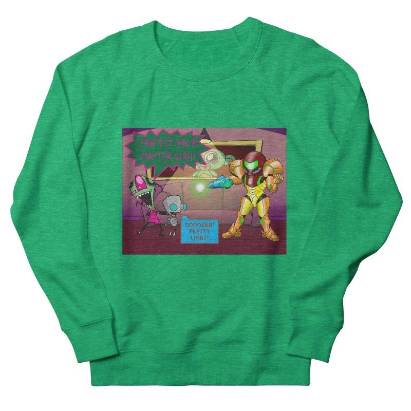 Zim Vs Samus Women's Sweatshirt by Zheph Skyre