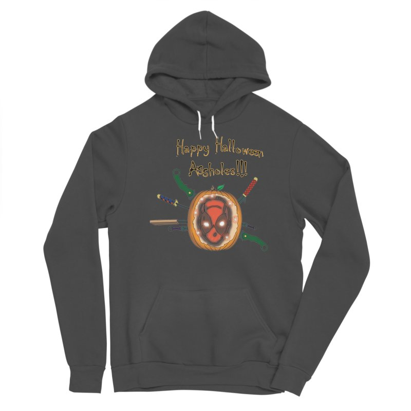 Jack-o-pool Women's Pullover Hoody by Zheph Skyre