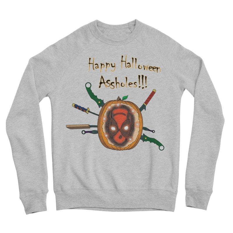 Jack-o-pool Men's Sponge Fleece Sweatshirt by Zheph Skyre