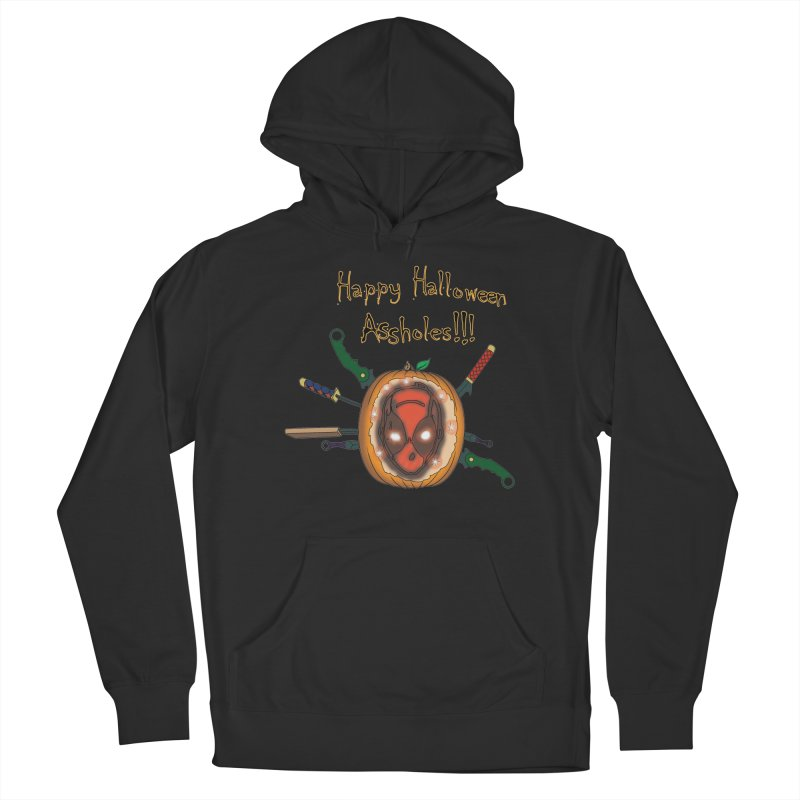 Jack-o-pool Women's French Terry Pullover Hoody by Zheph Skyre