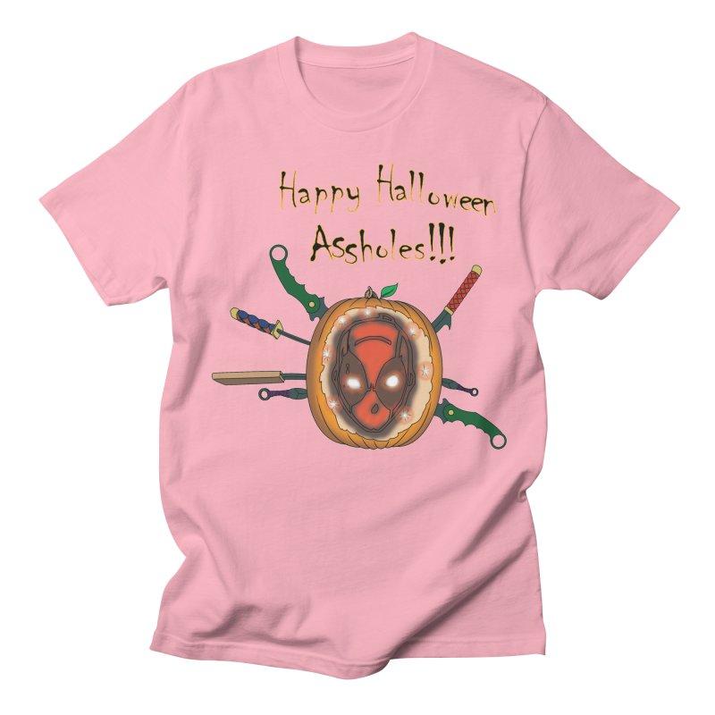 Jack-o-pool Women's Regular Unisex T-Shirt by zhephskyre's Artist Shop