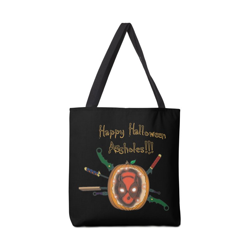 Jack-o-pool Accessories Tote Bag Bag by Zheph Skyre