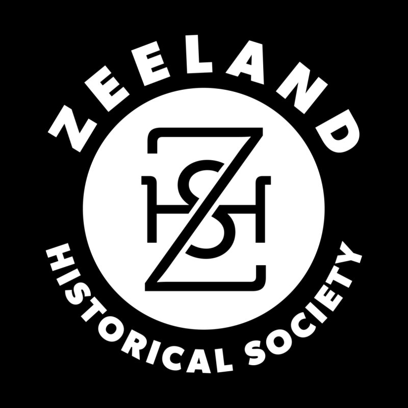 Zeeland Circle Monogram (solid) by Zeeland Historical Society's Online Store