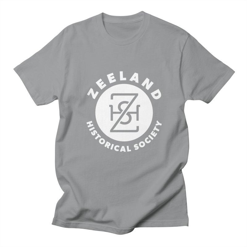 Zeeland Circle Monogram (solid) Women's Regular Unisex T-Shirt by Zeeland Historical Society's Online Store